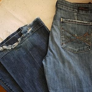 Citizens of Humanity Kate #066 Flare Jeans Sz 29